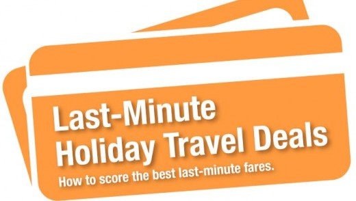 Last Minute Holiday Travel