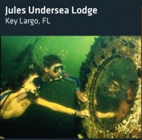 Undersea Lodge