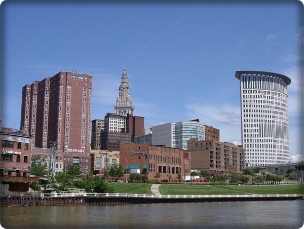Cleveland Skyline