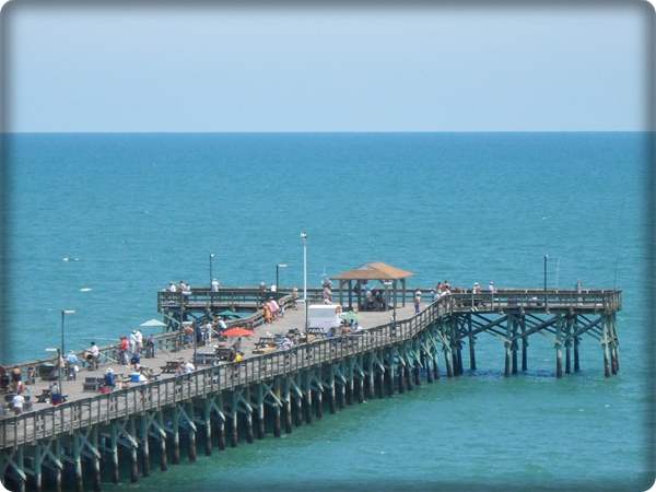 Springmaid Pier Myrtle Beach