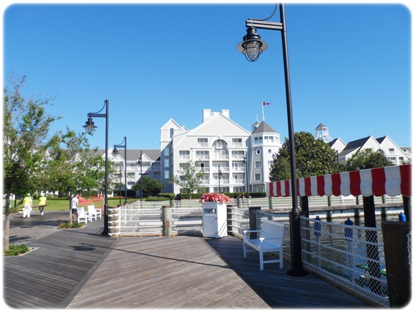 Disney Yacht Club Hotel