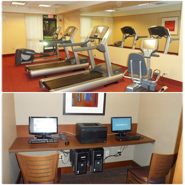 Hyatt Place Fitness &amp; Business Centers