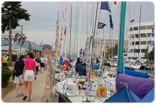 Port Huron Mackinaw Sailboat Race Review