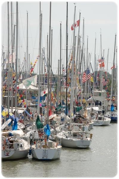 Port Huron Mackinaw Sailboat Race