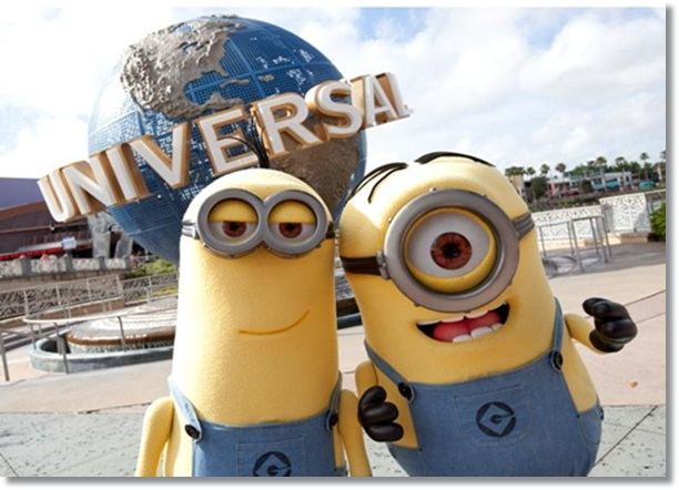 Despicable Me Minion Mayhem Universal