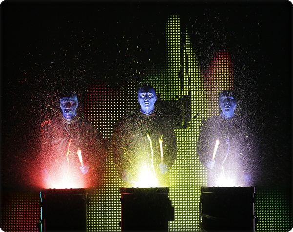 Blue Man Group Review
