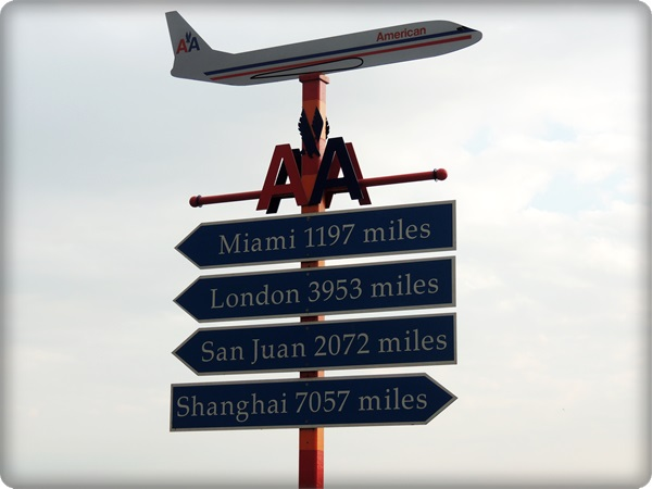 Airplane Sign