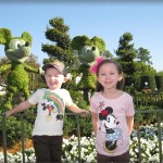 Disney World Flower & Garden