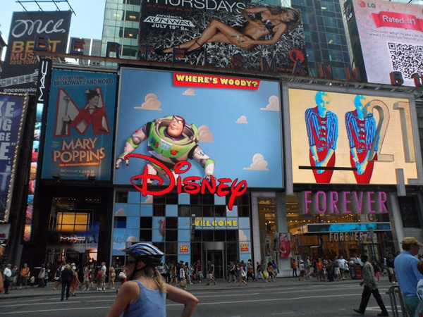 New York City Toy Story