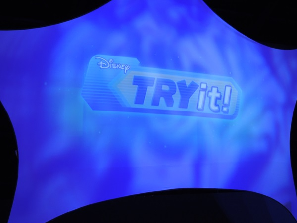 Epcot Try It