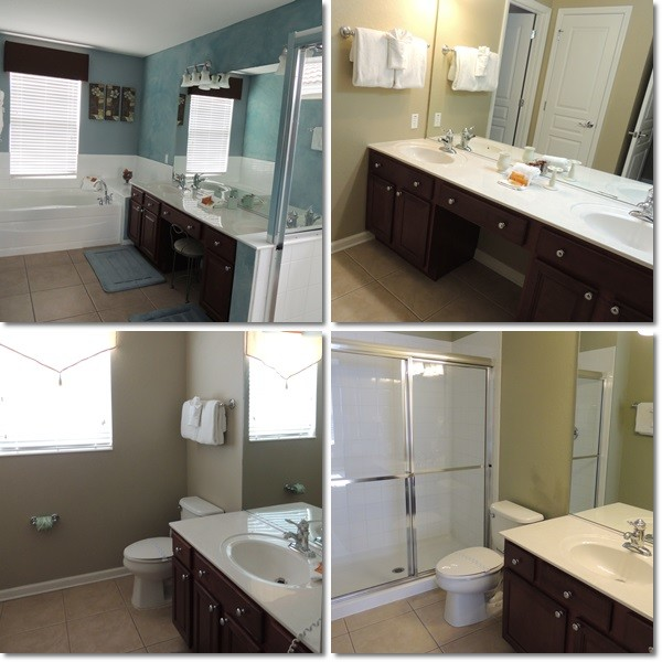 Global Resort Homes Bathrooms