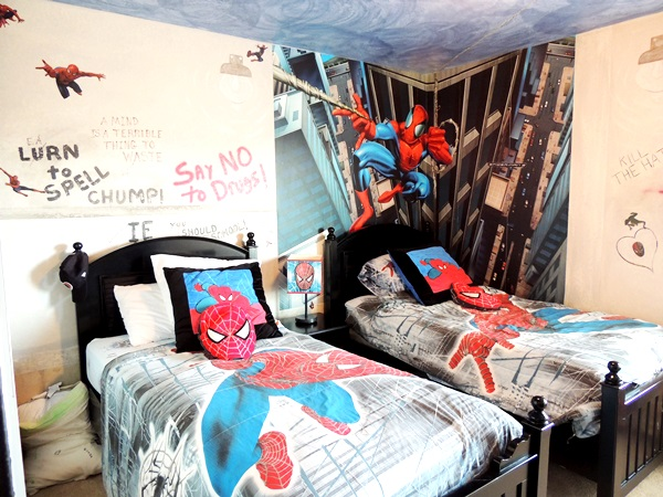 Global Resort Homes Spider Man Room