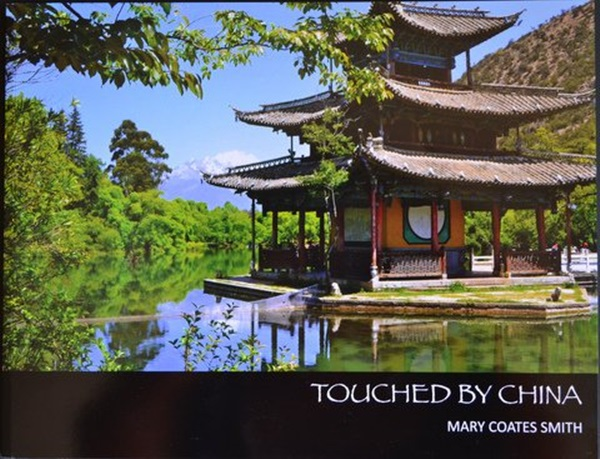 Touched By China Book