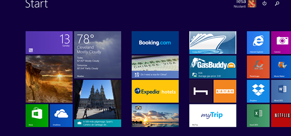 Windows 8.1 Travel