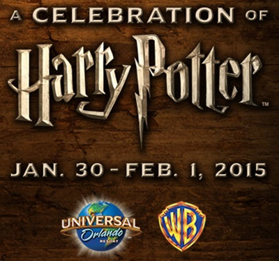 Celebration of Harry Potter Name Only